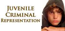 Juvenile Criminal Represeentation