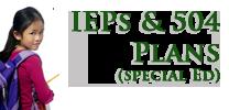 IEPS & 504 Plans